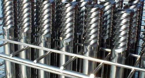 Hartmetall Entschichtung